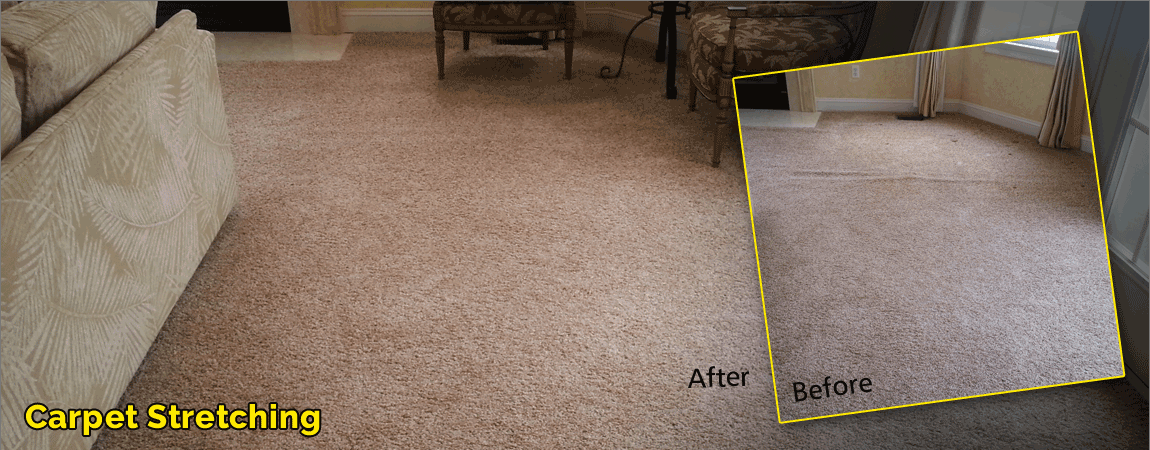 Carpet Stretching Agoura Hills